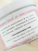 Blackcurrant & Tuberose Candle (5)