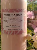 Blackcurrant & Tuberose – Hand & Body Lotion 2