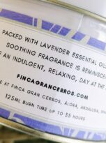 Lavender Spa Scented Candle 2