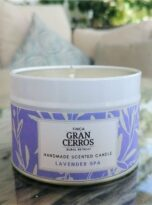 Lavender Spa Scented Candle 3