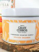 Spiced Orange Candle (1)
