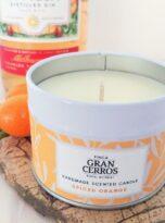 Spiced Orange Candle (2)