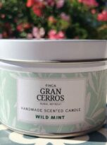Wild Mint Candle 1