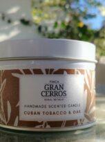 Cuban Tobacco & Oak Candle 2