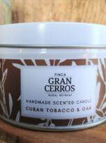 Cuban Tobacco & Oak Candle 5