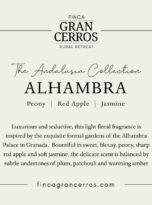 Alhambra Fragrance