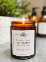 Alhambra Scented Candle (1)