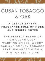 Cuban Tobacco & Oak Fragrance