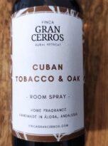 Cuban Tobacco & Oak Room Spray (4)