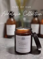 Scented Candles – Andalusia Collection